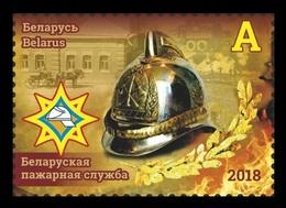 Belarus 2018 Mih. 1262 Belarusian Fire Service MNH ** - Bielorrusia