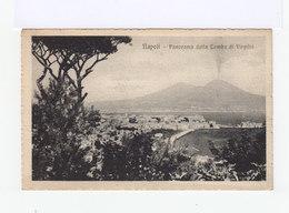 Napoli. Panorama Dalla Comba Di Virgilio. Baie Avec Vésuve. (3024) - Napoli (Naples)