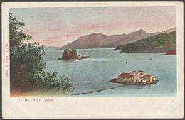 Ponti Conissi, Corfou, C.1905 - Borri U/B CPA - Greece