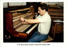 91 - VIENNE - Facteur De Piano - 1988 - France