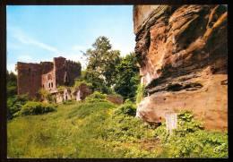 NIEDERBRONN LES BAINS  Les Ruines Du Chateau édition De L'europe FRCR91628 - Niederbronn Les Bains