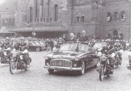 """""""METZ ET DE GAULLE:  LES RENDEZ-VOUS D'UNE VIE"""". Le Président De La République En 1964. Photo De PAUL DE BUSSON - Hommes Politiques & Militaires"""