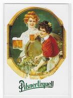 CARTE POSTALE  -  Publicité  - Bière Tchèque  - Pilsner Urquell - Other