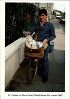 94 - CHEVILLY-LARUE - Facteur - 1987 - Chevilly Larue