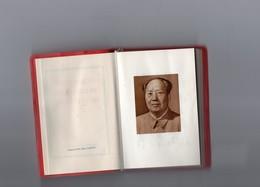VORTOJ DE PREZIDENTO MAU ZEDONG -)  PETIT LIVRE ROUGE DE MAO TSETUNG écrit En ESPERANTO 1967  PEKIN - Libros, Revistas, Cómics