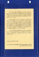 ##(DAN187)-cartolina Postale L20   Quadriga Filagrano C143 Con Stampa Privata Al Retro, Usata Da Roma Per Livorno - 6. 1946-.. Repubblica