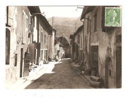 CPA 15 MOUTHIER HAUTE PIERRE Intérieur Du Village 1956  Peu Commune - Sonstige Gemeinden