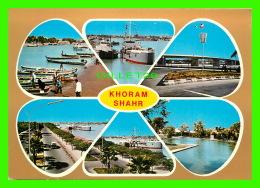 KHORAM SHAHR, IRAN -  7 MULTIVUES  - GARAMI - - Iran