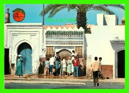 BENI-MELLAL, MAROC - LA FONTAINE - ED. MAROC PLAISIR - ANIMÉE - - Maroc