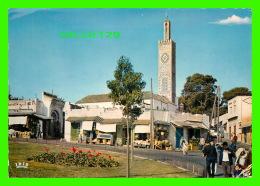 TANGER, MAROC -  PLACE DU GRAND SOCCO - CIRCULÉE EN 1968 - ÉDITIONS LA CIGOGNE - - Tanger