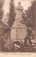 Sagy (71) - A Ses Enfants Morts Pour La France - Monument - Louhans