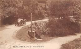 Tramayes (71) - Route De Cenves - Sonstige Gemeinden