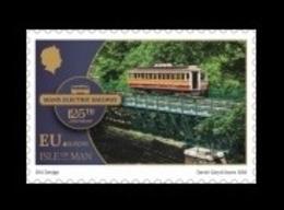 Isle Of Man 2018 Mih. 2399 Europa-Cept. Bridges. Manx Electric Railway MNH ** - Man (Eiland)