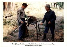 11 - MONTFERRAND - Rémouleur - Affûtage - 1986 - Autres Communes
