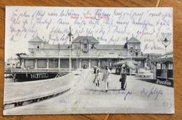 URUGUAY HOTEL TERRAZZA PACITOS  TO BUENOS AIRES 7/1/1915 - Uruguay