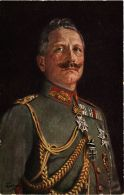 CPA Kaiser Wilhelm II. GERMAN ROYALTY (701212) - Familias Reales