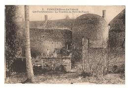 45 Ferrières, Les Fortifications, Tourelle Du Petit Saint Fiacre (A1p74) - France