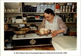 43 - SAINT-BONNET-LE-FROID - Epicerie - Boulangerie - Balance - 1988 - Sonstige Gemeinden