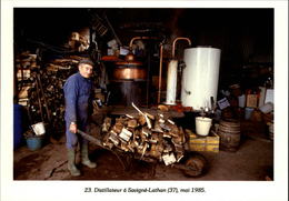 37 - SAVIGNE-LATHAN - Distillateur - 1985 - France