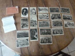 Lot De 19 Cartes Postales -->pour Connaitre Notre Histoire :LE REGNE DE LOUIS XIV  , Par Alfred Carlier - Historia