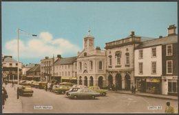 The Square, South Molton, Devon, C.1960s - A W Bourne Postcard - Other