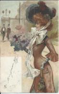 Femme - Vrouw - Woman - Frau - Mode - Chapeaux - ASW - Serie Frou Frou - Frauen