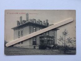 GENAPPE»BOUSVAL-NOIRHAT Nº 10  «LE CHÂTEAU DE BROUX «Panorama (1920)E, Miesse- Wautié (M.MARCOVICI). - Genappe