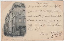 """1 Cpa Saint Dizier """"Pionnière 1901"""" - Saint Dizier"""