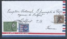 Tax Stamps With Surcharge Venezuelan Post Fees,1965.Steuerstempel Mit Zuschlagsgebühren.Stamp 100 Year Telecommunication - Venezuela