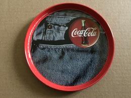 Assiette à Monnaie Coca-Cola En Metal - Other
