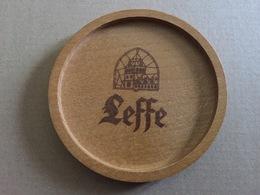 Assiette à Monnaie Biere Leffe En Bois - Other