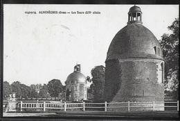 CPA 61 - Almenèches, Les Tours - Other Municipalities