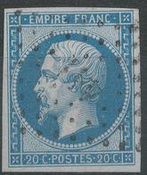 Lot N°43674  N°14B, Oblit PC 441 Bordeaux, Gironde (32) - 1853-1860 Napoléon III