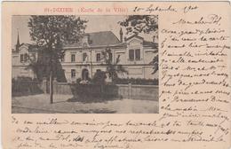 """1 Cpa Saint Dizier """"Pionnière 1900"""" - Saint Dizier"""