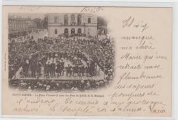 """1 Cpa Saint Dizier """"Pionnière 1902"""" Jubilé De La Musique - Saint Dizier"""