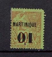 Martinique...Scott #5..mh - Martinique (1886-1947)