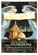 [MD1998] CPM - OSTENSIONE DELLA SACRA SINDONE TORINO - CON ANNULLO 18.4.1998 - NV - Cristianesimo