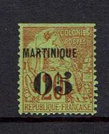 Martinique...Scott #6..mh - Used Stamps