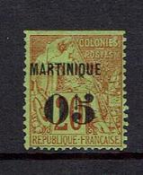 Martinique...Scott #6..mh - Martinique (1886-1947)