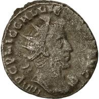 Monnaie, Gallien, Antoninien, TTB, Billon, RIC:155 - 5. L'Anarchie Militaire (235 à 284)