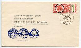 Czechoslovakia 1970 Scott 1726 FDC Stamp Day - FDC
