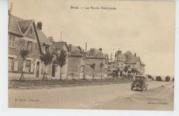 URCEL - La Route Nationale - France