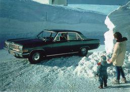 Opel Admiral 2.6  -  1964      -  CPM - Voitures De Tourisme