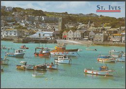 St Ives, Cornwall, 1997 - John Hinde Postcard - St.Ives