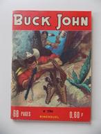 Buck John N° 396 - Piccoli Formati