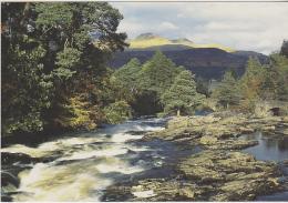 Postcard - Scotland - Dochart Falls Killin, Perthshire By Michael Macgregor - VG - Unclassified