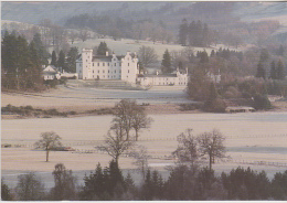 Postcard - Scotland - Blair Castle,Tayside - Photo By Colin Baxter - VG - Unclassified