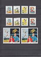 Congo 1970 Mi # 217-20 Bl 7 PERF & IMPERF, 1968 Mexico City & 1972 Munich Summer Olympics MNH OG - Verano 1972: Munich