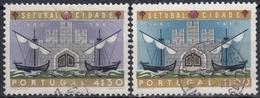 PORTUGAL 1961 Nº 886/87 USADO - 1910-... République
