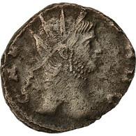 Monnaie, Gallien, Antoninien, B+, Billon, RIC:193 - 5. L'Anarchie Militaire (235 à 284)